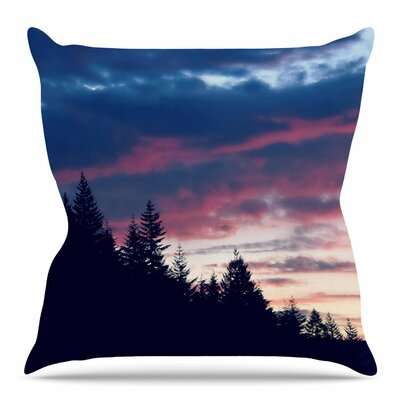 Go on Adventures by Robin Dickenson Throw Pillow Size: 26 H x 26 W x 4 D