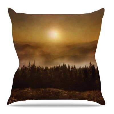 The Awakening by Viviana Gonzalez Throw Pillow Size: 20 H x 20 W x 4 D
