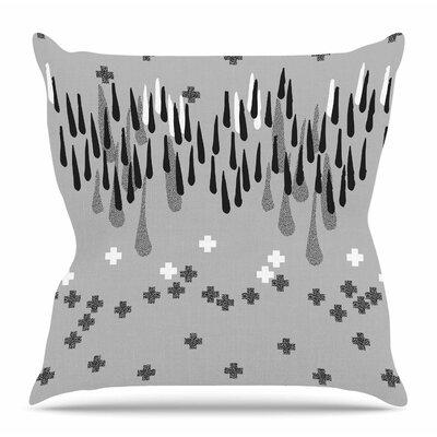 A Touch of Memphis by Zara Martina Mansen Throw Pillow Size: 18 H x 18 W x 4 D