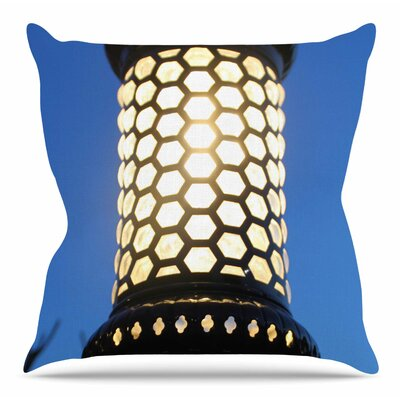 the Light of the Roman Empire by Theresa Giolzetti Throw Pillow Size: 26 H x 26 W x 4 D