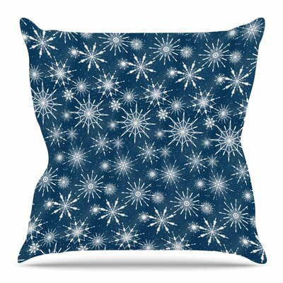 Hope Through the Storm by Tobe Fonseca Throw Pillow Size: 16