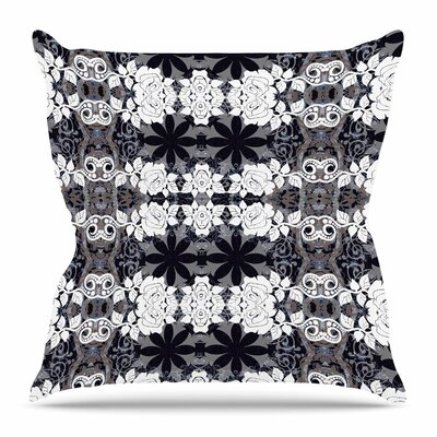 Lacey by Suzanne Carter Throw Pillow Size: 26 H x 26 W x 4 D