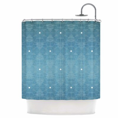 Celestial Shower Curtain
