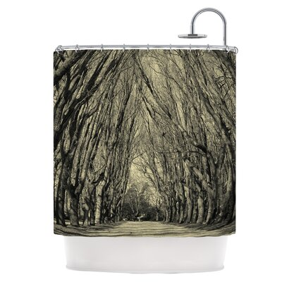 Where Trees Still Whisper Shower Curtain