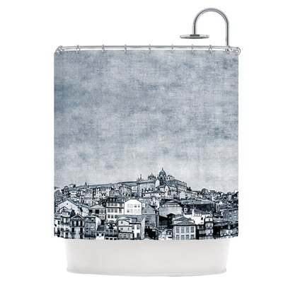 A Riberia Shower Curtain