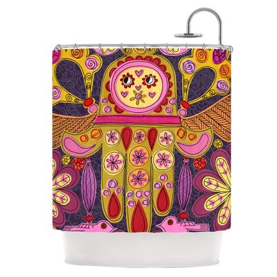 Indian Jewelry Shower Curtain