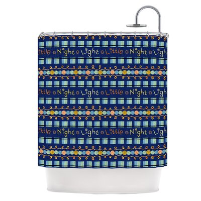 Little Night Light Shower Curtain