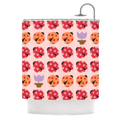 Seasons Spring Shower Curtain