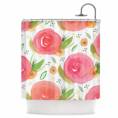 Florsle Shower Curtain