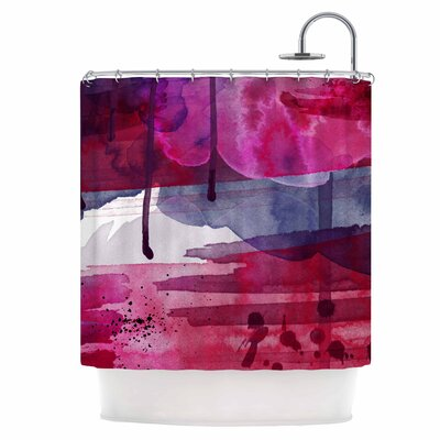 Li Zamperini Shower Curtain