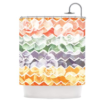 Desert Dreams Shower Curtain