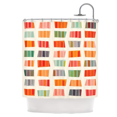 Towels Shower Curtain