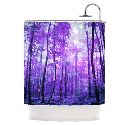 Magic Woods Shower Curtain