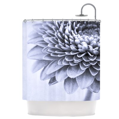 A Flower Shower Curtain