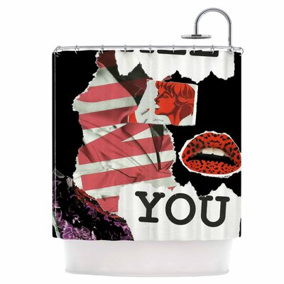 Poster Shower Curtain