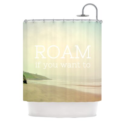 Roam Shower Curtain