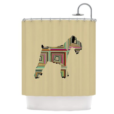 Schuavzer Shower Curtain