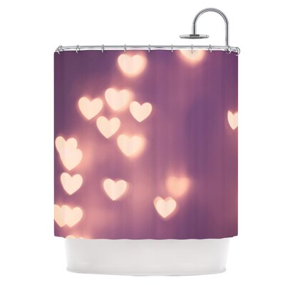 Your Love is Electrifying Shower Curtain