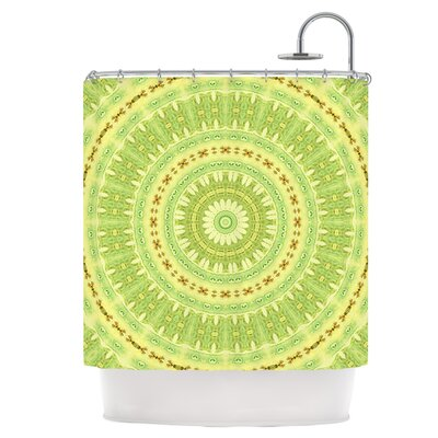 Wheel of Spring Shower Curtain