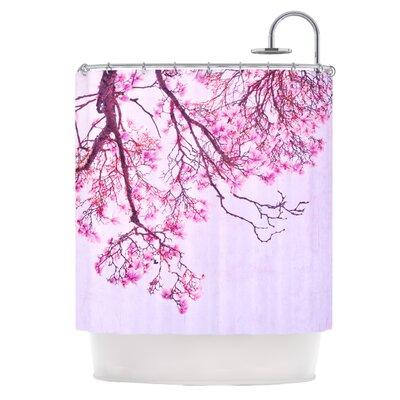 Magnolia Trees Shower Curtain
