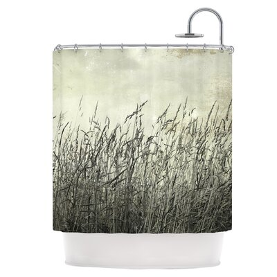 Summer Grasses Shower Curtain