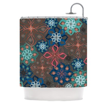 Floral Arrangements Shower Curtain