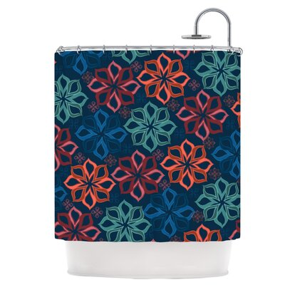 Floral Charm Shower Curtain