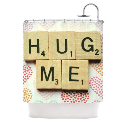 Hug Me Shower Curtain