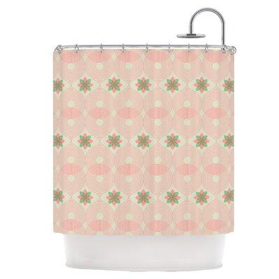 Pattern #3 Shower Curtain