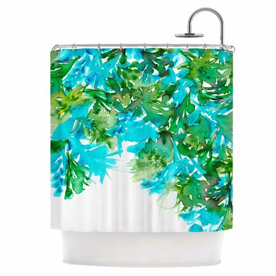 Floral VIII Shower Curtain