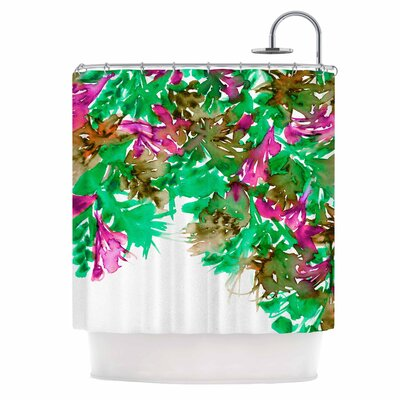 Floral VI Shower Curtain