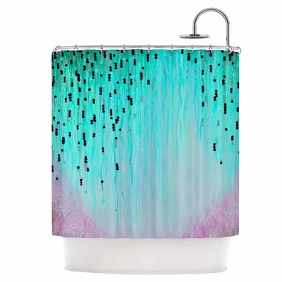 Mystic Garden II Shower Curtain