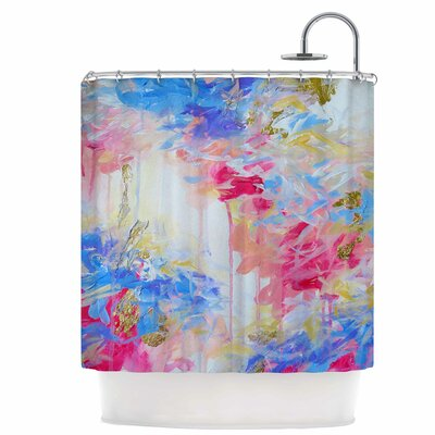 Whispered Song I Shower Curtain