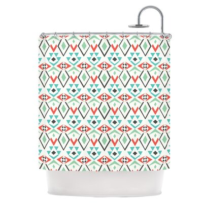 Tribal Marrakech Shower Curtain