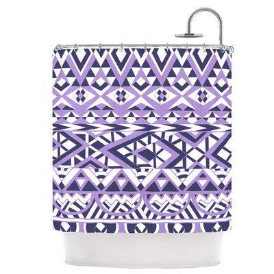 Tribal Simplicity II Shower Curtain