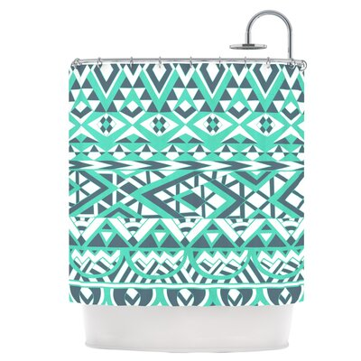 Tribal Simplicity Shower Curtain