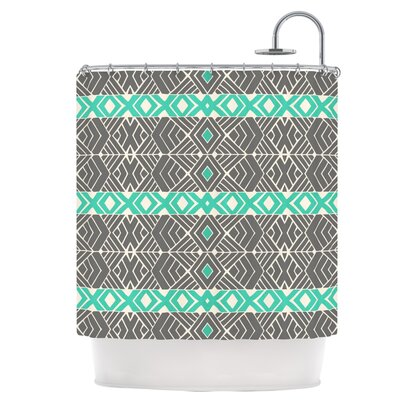 Going Tribal Shower Curtain