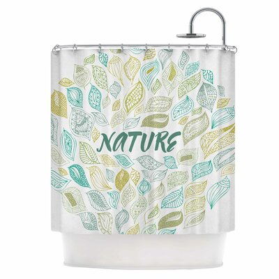 Nature Earth Shower Curtain