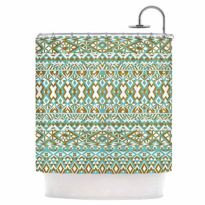 Tribals Shower Curtain