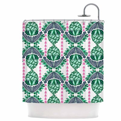 Tassles Shower Curtain