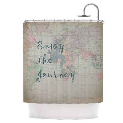 Journey Shower Curtain
