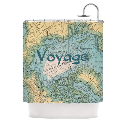 Voyage Shower Curtain