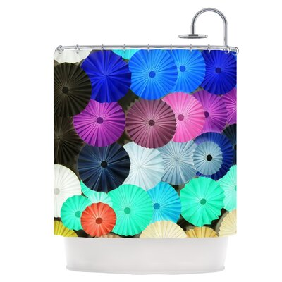 Graceful Shower Curtain