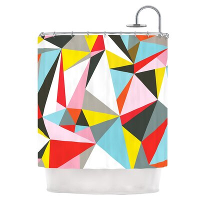 Mosaik Shower Curtain