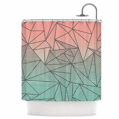 Bodhi Rays Shower Curtain