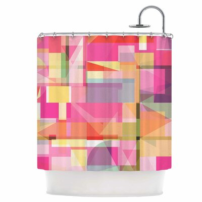 Paku Shower Curtain