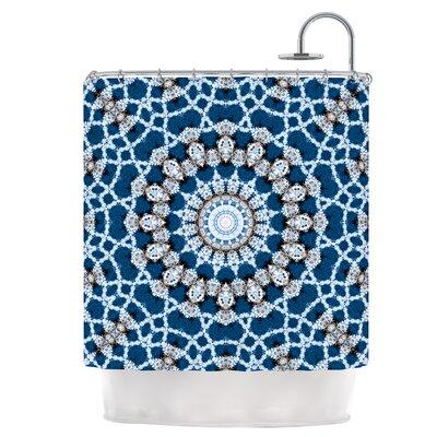 Mandala II Shower Curtain