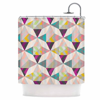 True Diamonds Shower Curtain