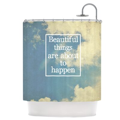 Beautiful Things Shower Curtain
