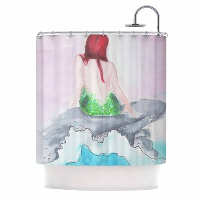 Longing to Be Free Shower Curtain